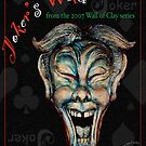 WALL of CLAY: &quot;Joker&#x27;s Wild&quot; by Patricia Anne McCarty-Tamayo