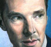 Benedict Cumberbatch. Sticker