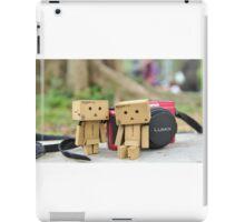 Carton love cartoon  iPad Case/Skin
