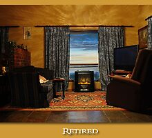 Retired by Tony Rogers