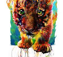 tiger by ururuty