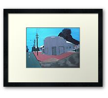 Former Milk Bar II Framed Print
