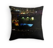 Night Color (Federal Hill) Throw Pillow