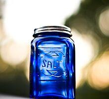 Sel bleu by L M