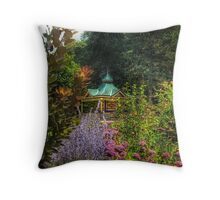 Looking for the Castle Throw Pillow