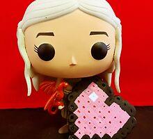 Daenerys Valentines by FendekNaughton