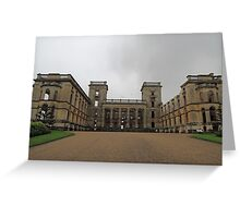 Mute Language (Witley Court)  Greeting Card