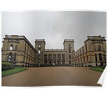 Mute Language (Witley Court)  Poster
