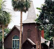 The Methodist Faith Chapel  by Julie's Camera Creations <><