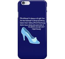 Cinderella Got Her Prince  iPhone Case/Skin