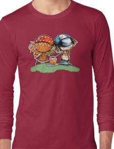 Jack and Jill TShirt Long Sleeve T-Shirt