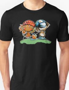 Jack and Jill TShirt Unisex T-Shirt