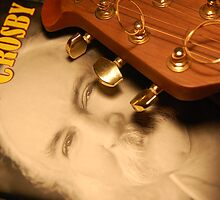 David Crosby by Wayne Cook