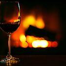 Wine & Fire by Raphaela  Sampaio