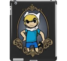 Legend Of Zelda - Zelda Time iPad Case/Skin