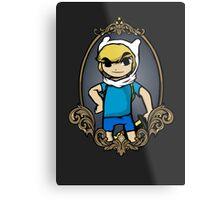 Legend Of Zelda - Zelda Time Metal Print