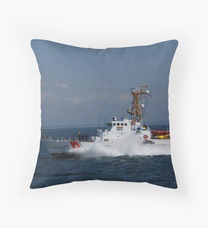 U.S. Coast Guard Throw Pillow