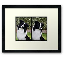 Intelligence Framed Print