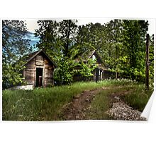 Cabins For Sale! Poster