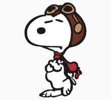 Aviator Snoopy by Patritius