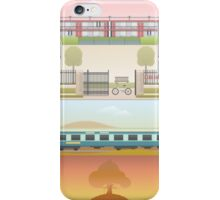 A 'Wes Anderson' Collection Poster Print 2 iPhone Case/Skin