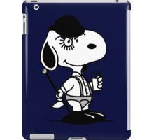 Snoopy Clockwork Orange iPad Case/Skin
