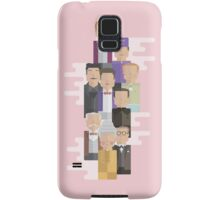 The Grand Budapest Hotel: Character Print Samsung Galaxy Case/Skin