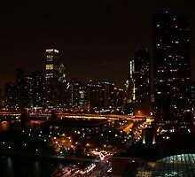 Chicago - City of Lights by Lindsey McKnight