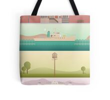 A 'Wes Anderson' Collection Poster Print Tote Bag