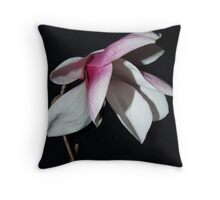Magestic Magnolia Throw Pillow