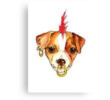 Dog-matic 5 Canvas Print