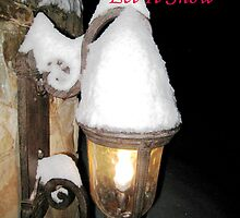 Let It Snow by jansnow