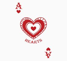 Ace of Hearts Card - Hylian Court Legend of Zelda T-Shirt