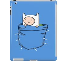 Adventure Time - Pocket Finn iPad Case/Skin