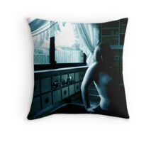 the nights you stayed always ended this way Throw Pillow