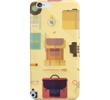 Moonrise Kingdom: Collection Print iPhone Case/Skin