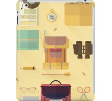 Moonrise Kingdom: Collection Print iPad Case/Skin