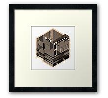 Bhambox Framed Print