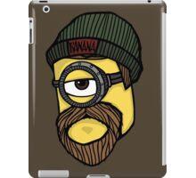 Beard Minion iPad Case/Skin