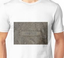 Name Tag in the Dirt T-Shirt