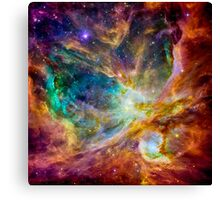 Where the stars are born Canvas Print