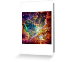 Where the stars are born Greeting Card