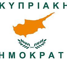 flag of cyprus by tony4urban