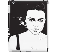 If I did have a tumor, I would name it Marla! iPad Case/Skin