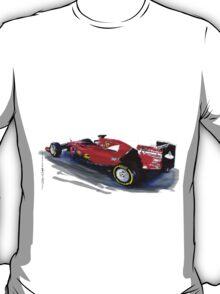 Ferrari SF15-T 2015 T-Shirt