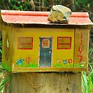 Little House Box# 13 by Penny Smith
