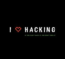Love hacking by jackmobius