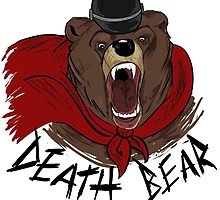 Death Bear by Seignemartin