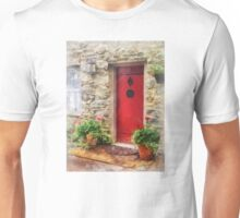 Geraniums by Red Door T-Shirt