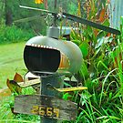 Helicopter Box by Penny Smith